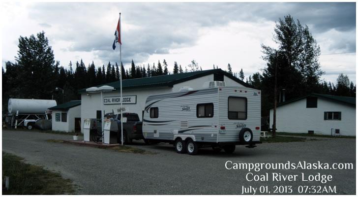 Coal River The Alaska Highway