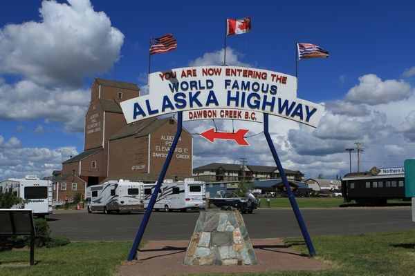 Drive The Alaska Highway
