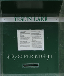 Teslin Yukon Alaska Highway