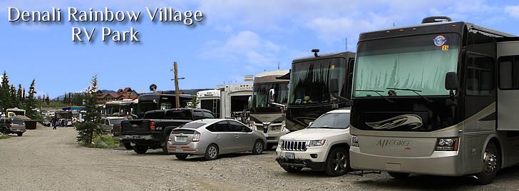 Denali Rainbow Village Rv Park And Campground