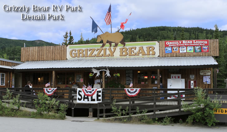 Denali Grizzly Bear Rv Park And Campground