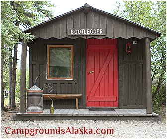 Cabin Rentals in and near Denali National Park.