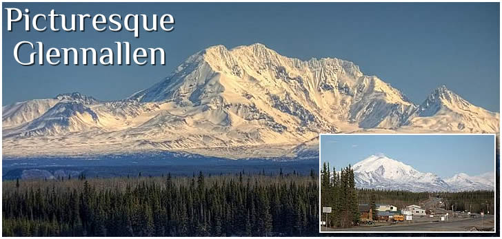Glennallen AK Campgrounds and RV Parks