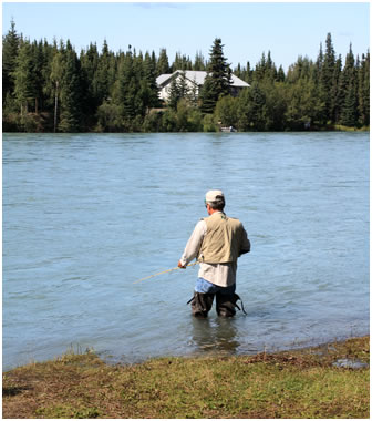 Soldotna Alaska Campgrounds and RV Parks