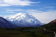 Visit Denali Park and see Mount McKinley in a way most have never dreamed of.