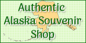 Souvenirs that are Made in Alaska.