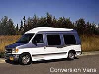 Renting A Camper Van In Alaska And Conversion Rentals