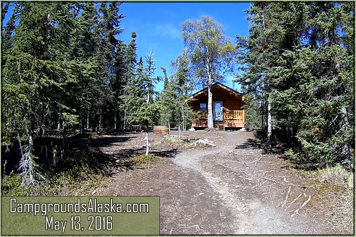 Kelly Lake Forest Service Cabin Kelly Lake Campground